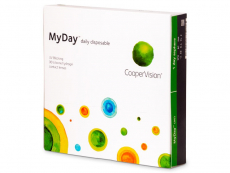 MyDay daily disposable (90 linser)