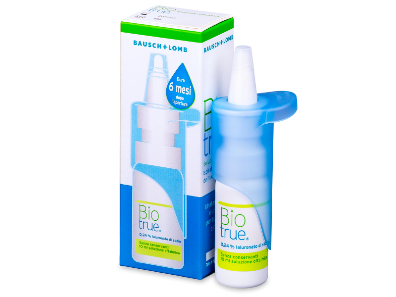Biotrue MDO återvätande ögondroppar 10 ml