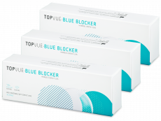 TopVue Blue Blocker (90 linser)
