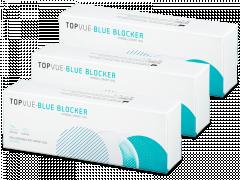 TopVue Blue Blocker (90 linser)