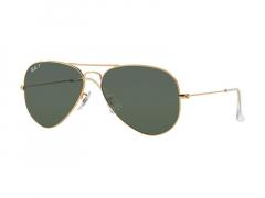 Solglasögon Ray-Ban Original Aviator RB3025 - 001/58 POL