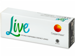 Live Daily Disposable (30 linser)