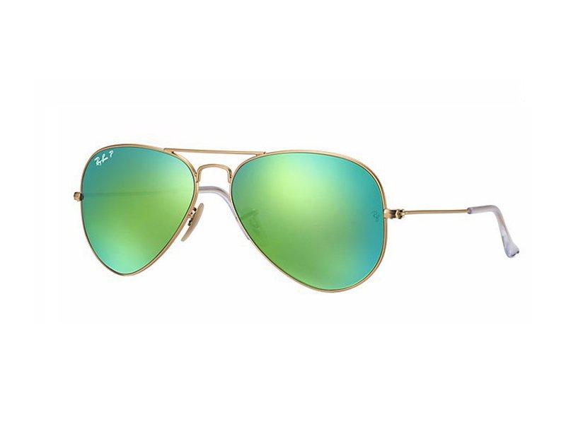 Solglasögon Ray-Ban Aviator Original RB3025 - 112/P9 POL