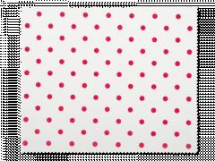 Rengöringsduk för glasögon - röda prickar