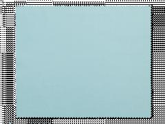 Rengöringsduk för glasögon - ljusblå