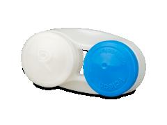 Antibakteriellt linsfodral - blå