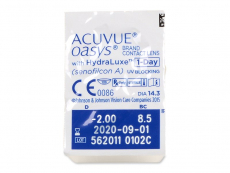 Acuvue Oasys 1-Day (30 linser)
