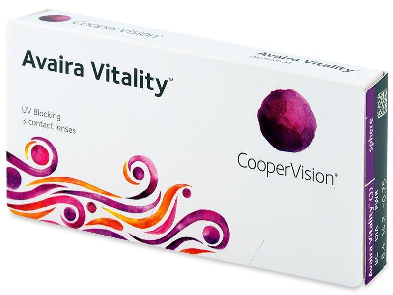 Avaira Vitality (3 linser)