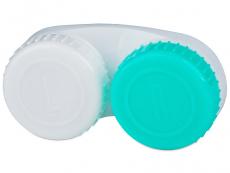 Linsask - Grön och Vit med L & R märkning