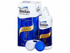 Boston Simplus Multi Action Linsvätska 120 ml