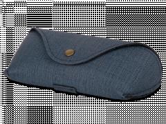 Blått fodral för glasögon SH224-1