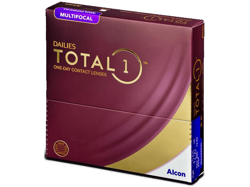 Dailies TOTAL1 Multifocal (90linser)