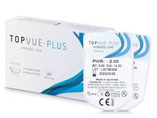TopVue Monthly Plus (1+1 lins)