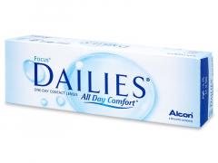 Focus Dailies All Day Comfort (30linser)