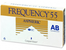 Frequency 55 Aspheric (6 linser)