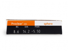 Proclear Sphere (6linser)