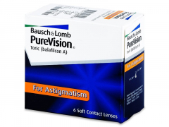 PureVision Toric (6linser)
