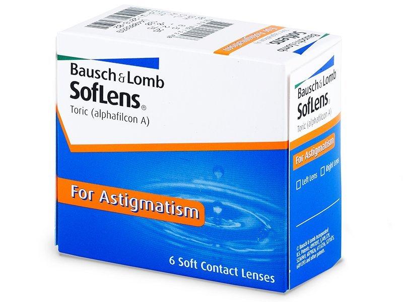 SofLens Toric (6linser)