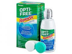 OPTI-FREE RepleniSH Linsvätska 120ml