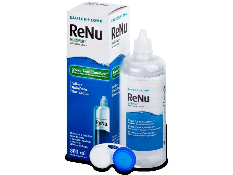 ReNu MultiPlus Linsvätska 360 ml