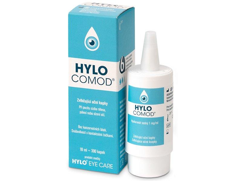 HYLO-COMOD Ögondroppar 10ml