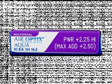 Air Optix Aqua Multifocal (6linser)