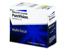 PureVision Multi-Focal (6 linser)