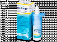 Hyal-Drop Multi Ögondroppar 10ml