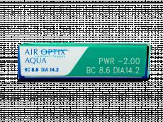 Air Optix Aqua (6linser)