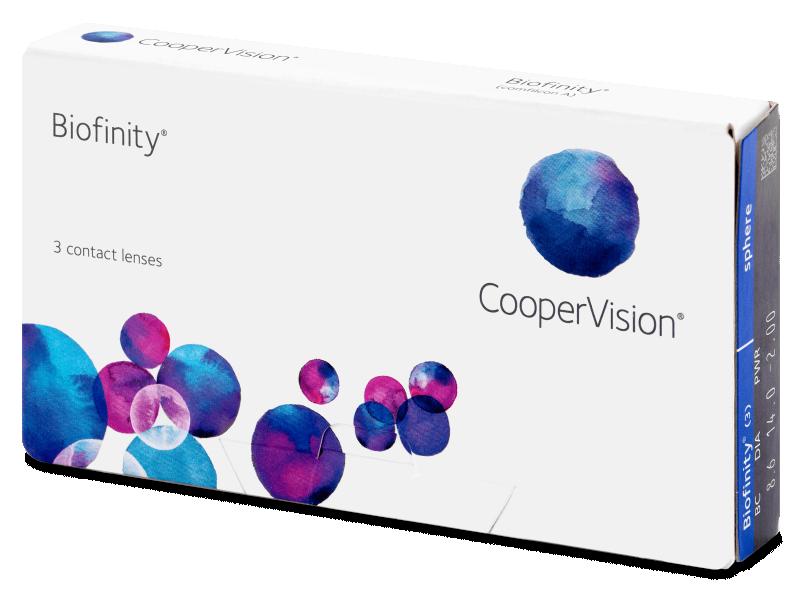 Biofinity (3linser)